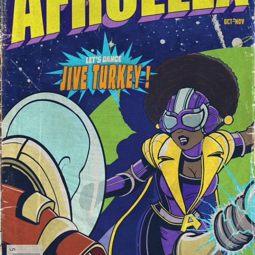 70s Afroella
